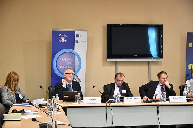 Seminar za organizacije civilnog društva iz BiH o SIGMA Principima javne uprave