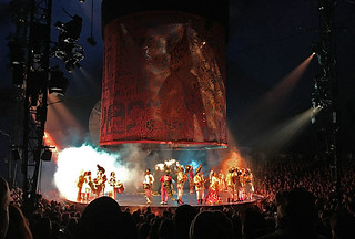 Cirque du Soleil - Luzia musical