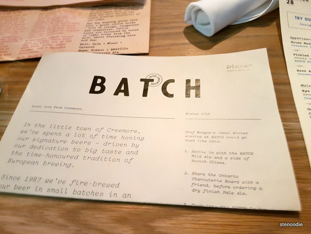 Batch Toronto