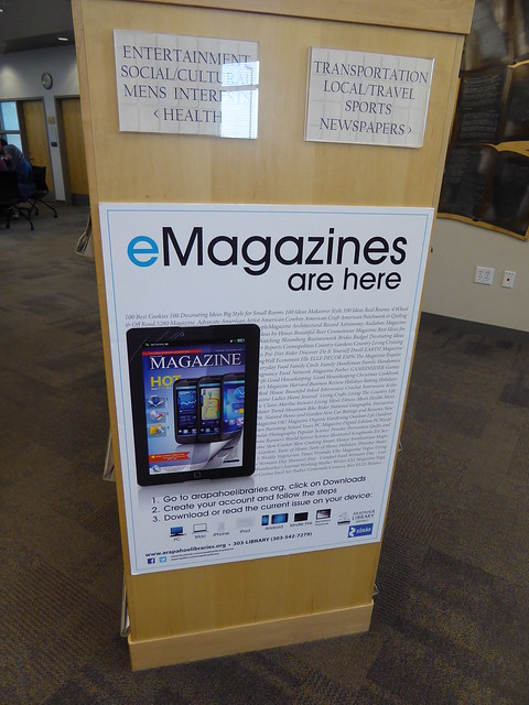 emagazines - May Library