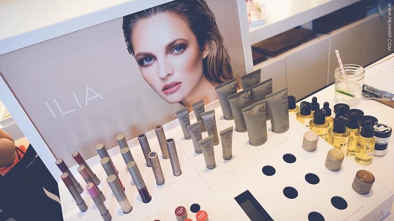 LynnStevens Ilia Makeup