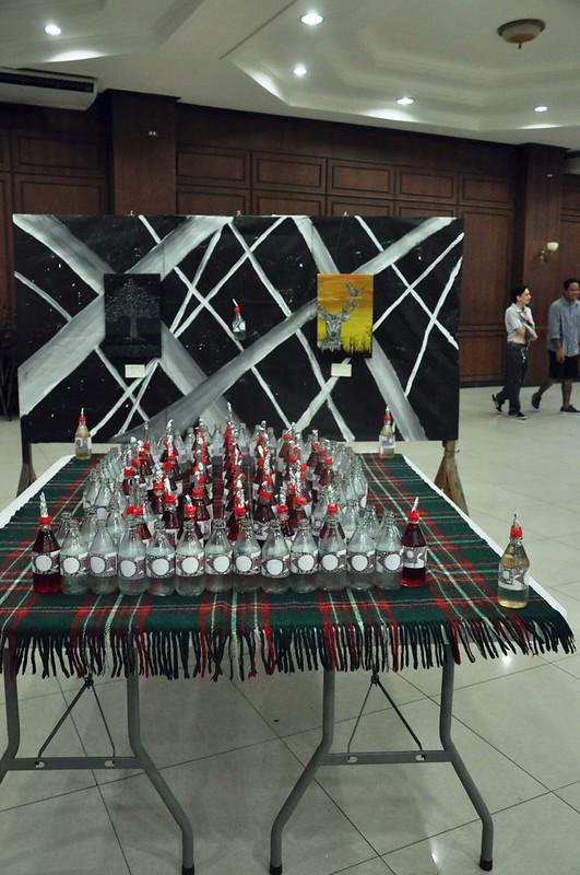 Laoag at 50 Zero Waste art exhibit