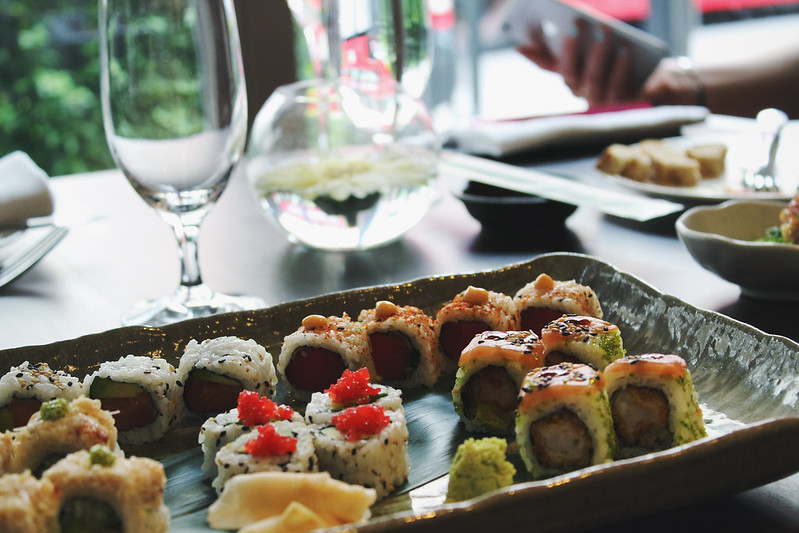 Salmontini Restaurant London 9