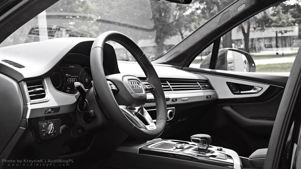 Audi Q7 4M - Interior | www.AudiBlogPL.com www.Facebook.com/… | Flickr