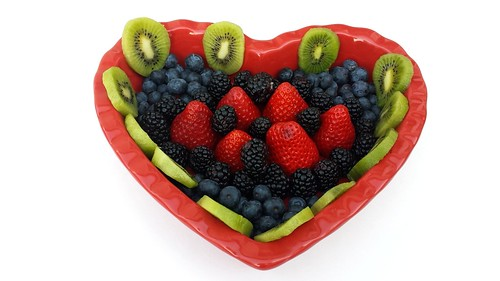 heart of fruits | by DWilliam's
