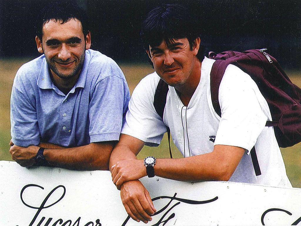 Juan y Maxi. Foto 101.