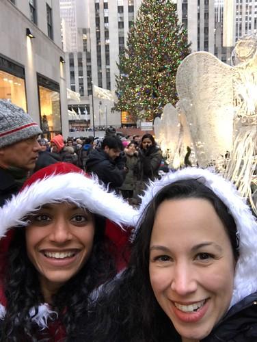 Rockefeller Center Christmas Tree 2016