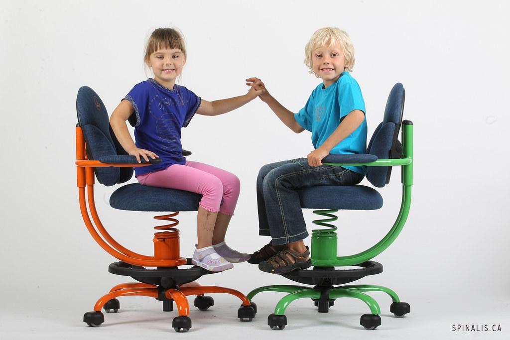 ergonomic chair for school kids encourages good posture flickr
