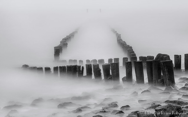 Breakwater Westkapelle.