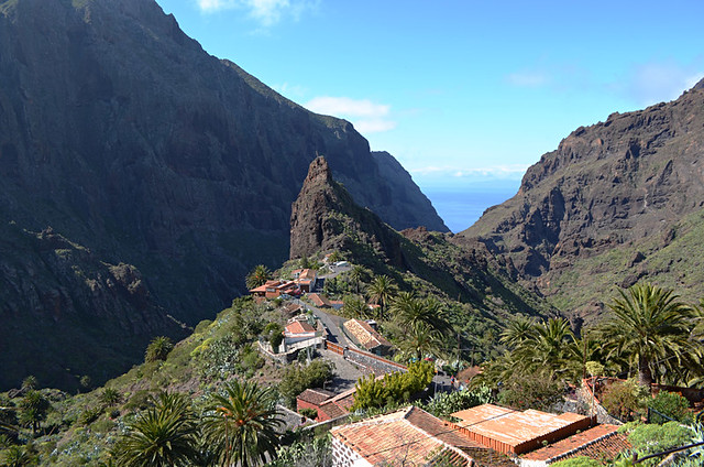 Masca, Buenavista del Norte, Tenerife