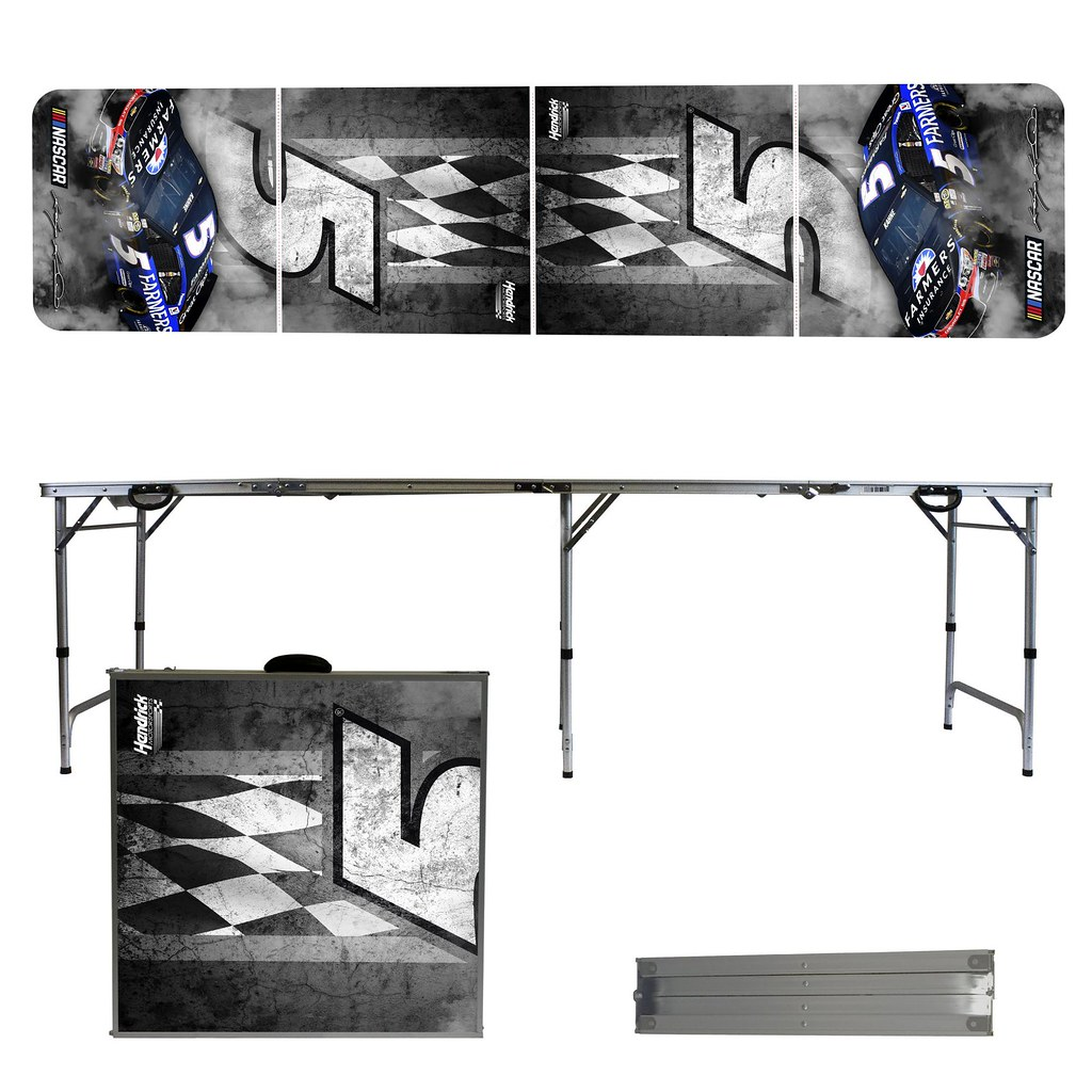 Kasey Kahne Tailgating, Camping & Pong Table