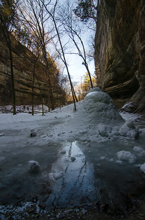 Tonti Canyon Freeze | by Tom Gill.