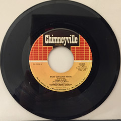 KING FLOYD:GROOVE ME(RECORD SIDE-B)