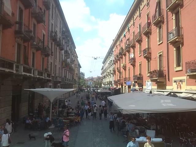 Soundwalk in Navigli 1