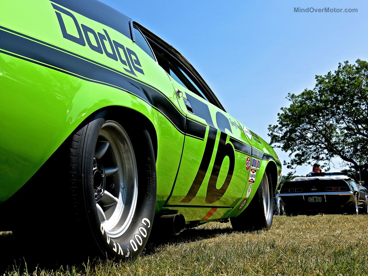 Greenwich Dodge Challenger