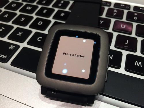 Pebble Color App