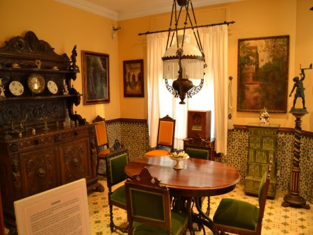 casa muzeu benlliure 1 obiective turistice valencia