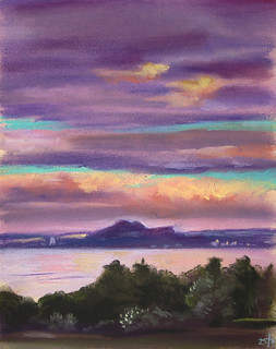 Purple Forth in Pastels, 25 June 2015 | by Falling Sky