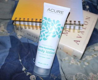 acure lotion | by MyGlitteryObsessions