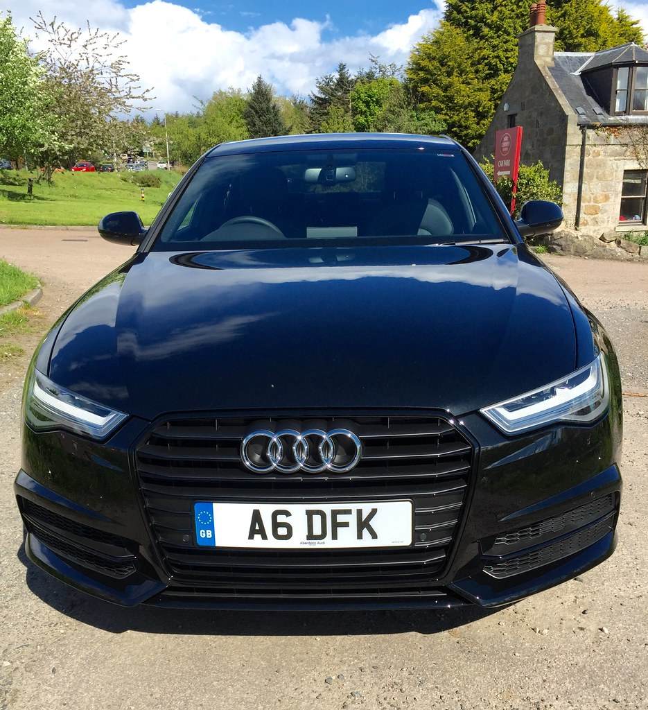 audi a6 s line 2016 ultra black edition 2 0 tdi danoaberdeen flickr. Black Bedroom Furniture Sets. Home Design Ideas