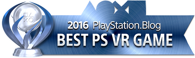 Best PlayStation VR Game - Platinum