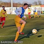 FC Romania v Barking FC - Saturday January 14th 2017