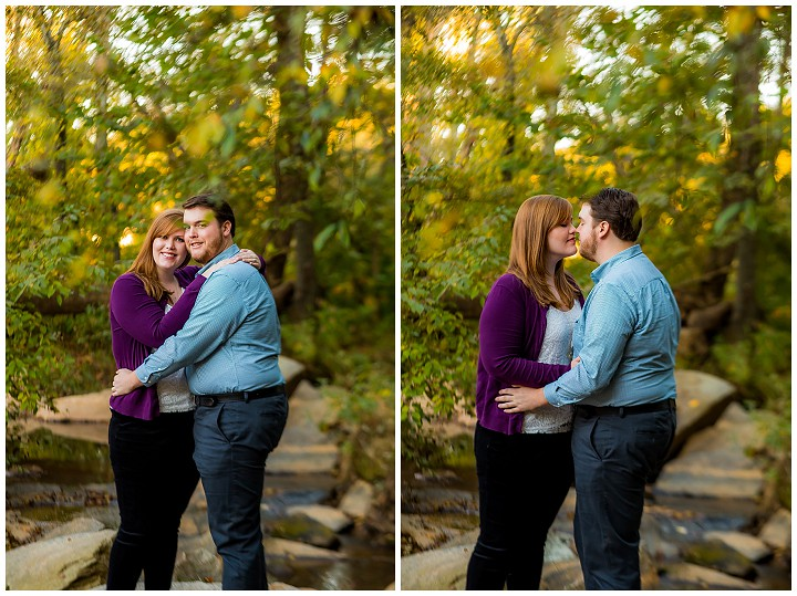 engagement winston salem photography