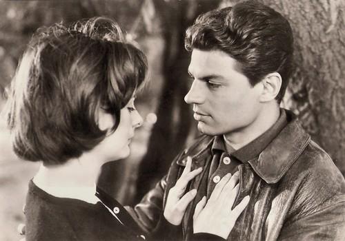 Ilona Beres and Istvan Szankay in Szentjános fejevétele (1966)