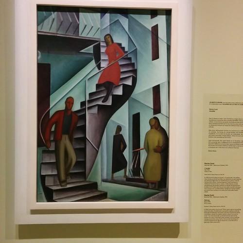 Marian Scott, Stairway
