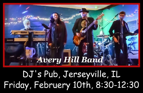 Avery Hill Band 2-10-17