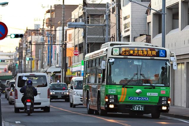 2017/02/03 東京都交通局 X293