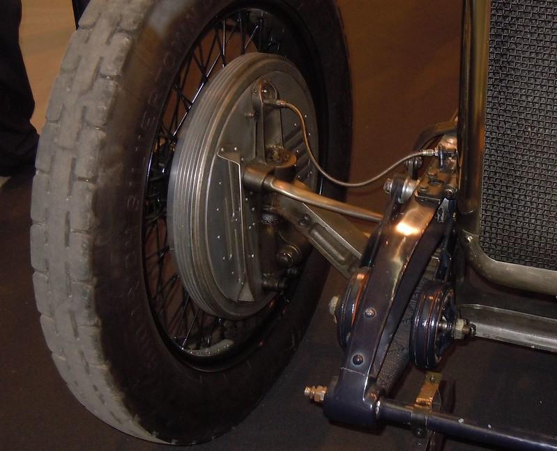 Delage Racer 1923 - Retromobile Paris 2011 32702021031_4a92a93571_c