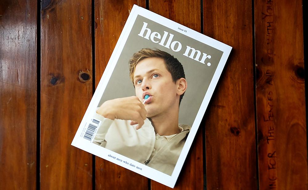 Hello Mr Issue 05