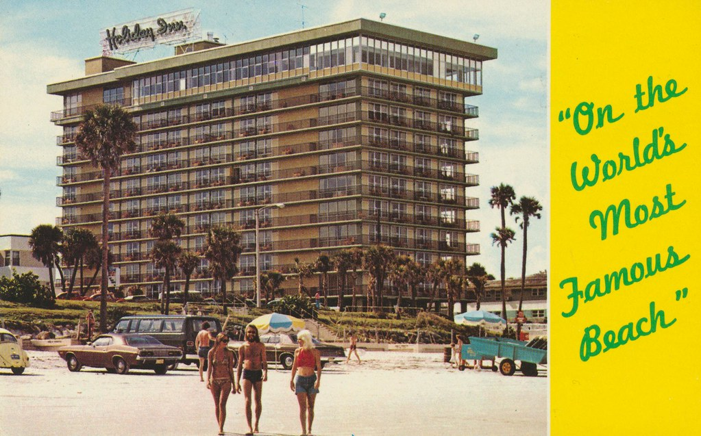 Holiday Inn Boardwalk - Daytona Beach, Florida