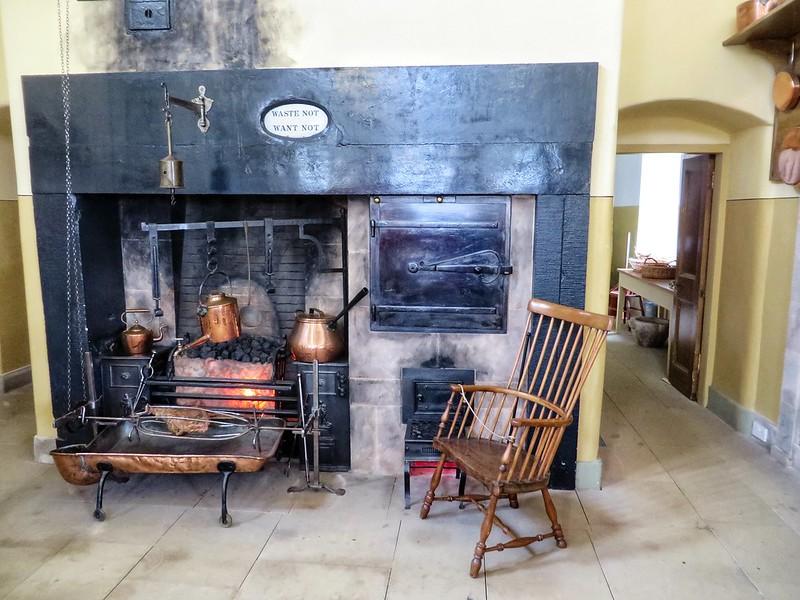 The stove at Culzean Castle