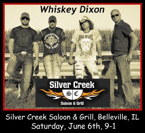 Whiskey Dixon 6-6-15