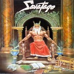 "Savatage Hall of Mountain King 12"" Vinyl LP"