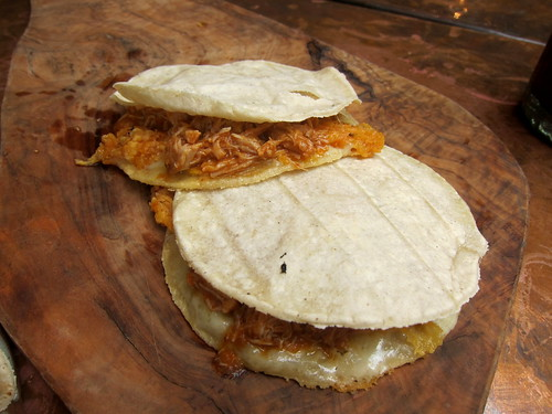 Chicken Tinga Quesadilla