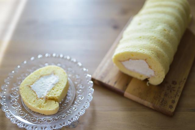 Yuppi's roll cake 2