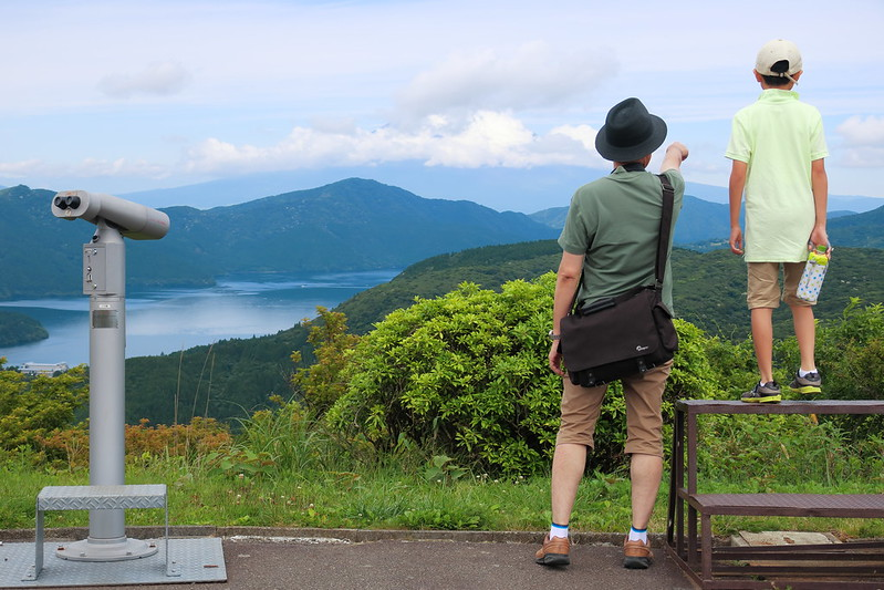 GX3 goes Hakone - Fuji - Ashinoko