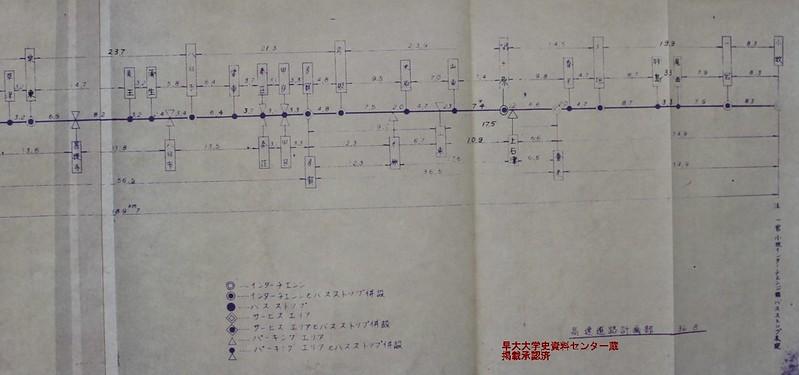 祝名神高速全通50周年 当時のIC (5)