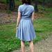 chambray dress 3