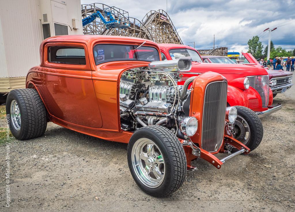 Goodguys Car Show  Colorado