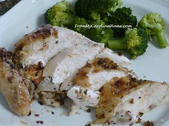 Garlic Chipotle Lime Chicken