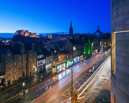Edinburgh - From the National Museum | by kenny mccartney