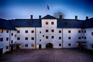 Turku castle in November, 2016. | by temeq