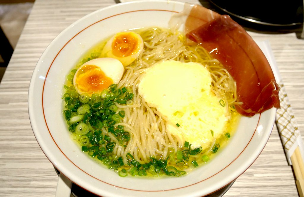 Ramen In Singapore: Ramen Gallery Takumen Cheese Ramen