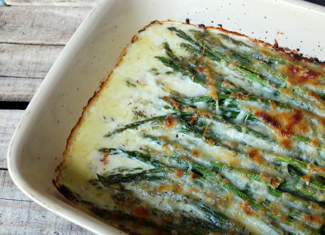 Creamy Asparagus Blog 2