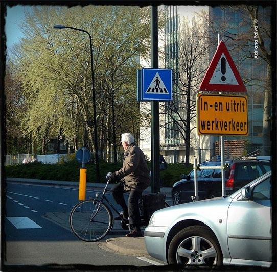 Nederland ruas holandesas europeias