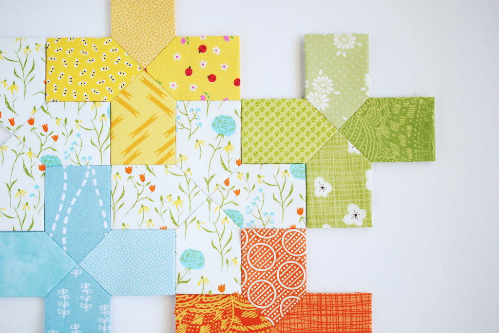 Plus Quilt Piecing with EPP